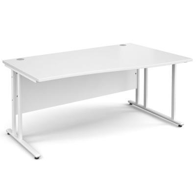 Dams Maestro 25 WL Wave Desk White