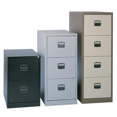 Bisley Steel Filing Cabinet | Contract