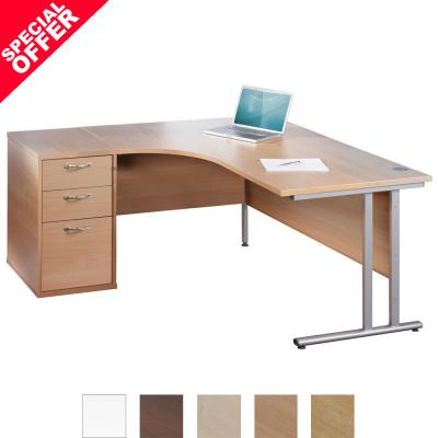 Active M25 SL Corner Workstation | Bundle Deal