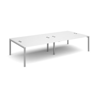 Connex Bench Desks | Set of 4