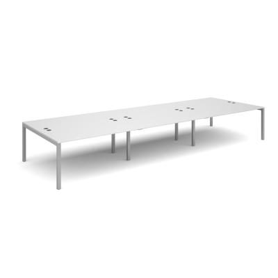 Connex Bench Desks | Set of 6