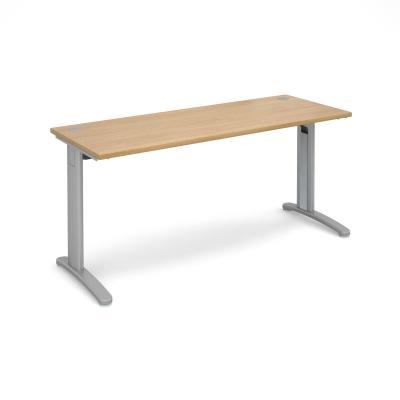 Active TR10 Straight Desk | 600 Deep