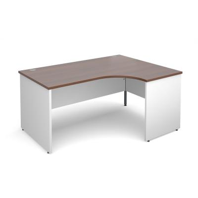 Dams Duo Panel Leg Corner Workstation