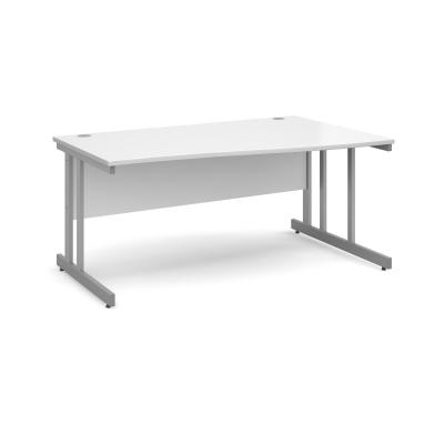 Dams Contract II Wave Office Desk (Momento)