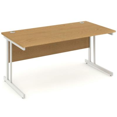Dynamic Impulse Straight Desk Cantilever