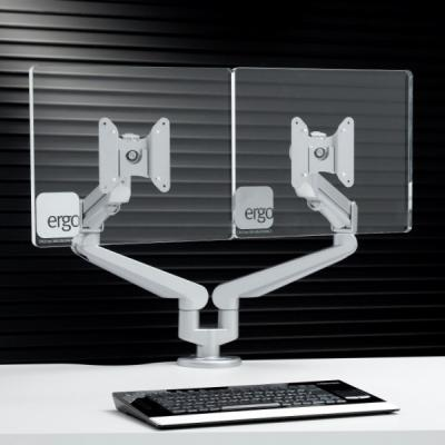 Ascend Monitor Arm | Twin
