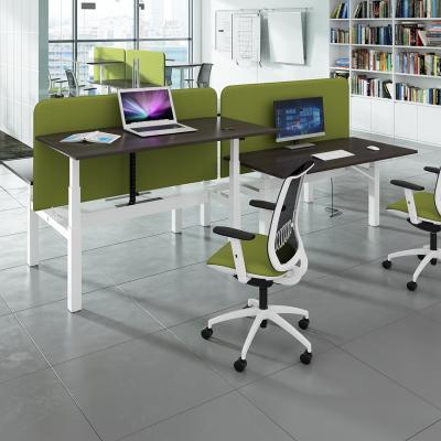 Elev8 Touch Desks   Back-to-Back
