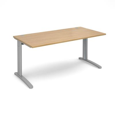 Dams TR10 Straight Office Desk